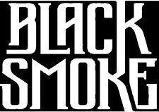 "Diesel Sticker BLACK SMOKE  8"" x  5.5"" Sticker Decal for window bumper etc..."