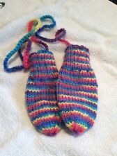 handmade mittens for babies & toddlers