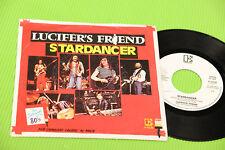 "LUCIFER'S FRIEND 7"" STARDANCER ORIG ITALY 1980 EX PROMO EDITINO"