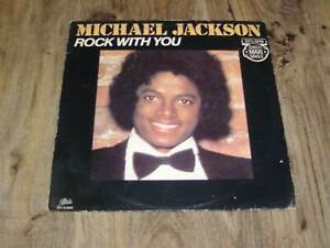 MICHAEL JACKSON   Rock with you!  rare Maxi  1979  Epic 12.8206   hier mehr!