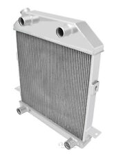 "1939-1941 Ford w/Flat Head config. 2 Row 1"" Tubes American Eagle Radiator"