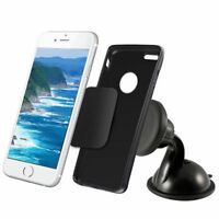 360° Magnetic Mount Car Windshield Stand For Universal Phone Dashboard Holder