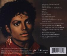 Michael Jackson/thriller ( Epic/legacy 886973456620) CD Album 25th Anniversary