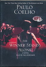 Audio book - The Winner Stands Alone by Paulo Coehlo   -   MP3-CD