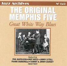 Great White Way Blues, Original Memphis Five, Good Import