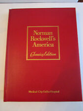 Norman Rockwell'S America - Classics Edition - Book - 1975 - Excellent Condition