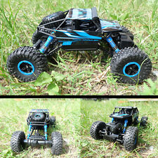 2.4Ghz Radio Control RC Rock Crawler 4WD Car Truck Off-Road Vehicle Toy EU Plug