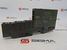 Siemens 6ES7 135-4GB01-0AB0 Simatic S7 Analog Output W/ 6ES7 193-4CA50-0AA0 Base