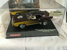 Carrera Plymouth Hemi Cuda 1970 Daimler Chrysler 2003 Custom. Used! Hard To Find