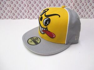 Billionaire Boys Club P. Williams-S.6 Japan Grey/YL Tongue 59 Fifty hat- 7 1/4