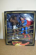 Neca DC COMICS SUPERMAN VS MUHAMMAD ALI 2 Pack Action Figure Set