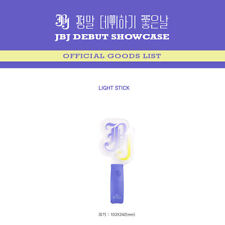 JBJ - OFFICIAL LIGHT STICK (DEBUT SHOWCASE MD) / Free tracking number