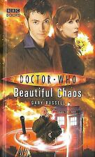 DOCTOR WHO<>BEAUTIFUL CHAOS by GARY RUSSELL<>10th DOCTOR<>HARDBACK BOOK