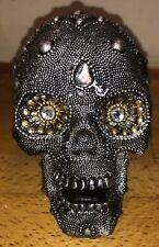 Latex Mould for making this Jewelled Effect Skull
