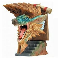 Hunting Trophy Zinogre Figure Monster Hunter Banpresto Japan new .