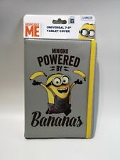 """MINIONS UNIVERSAL PROTECTIVE SLEEVE COVER CASE IPAD MINI & ANDROID TABLET 7-8"""""""
