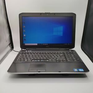 Portatil Dell Latitude E5530 Intel i5 3230M 2,6GHz RAM4GB HD298GB 15,6'' S104