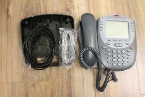 Avaya 5420 Digital Business Telephone Dark Gray Display Ships Fast New Sealed