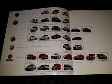 Fiat & Lancia & Alfa Romeo & Abarth Model Range prospekt/brochure 2010 j.polski