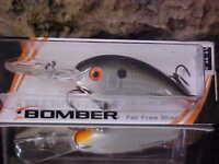 "Bomber Bill Dance FAT FREE SHAD BD6FDTFS /""THREADFIN SHAD/"" Bass//Pike//Walleye"