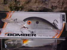 "Bomber Bill Dance FAT FREE SHAD BD6FDTS ""TENNESSE SHAD"" Bass/Pike/Walleye/Musky"