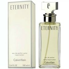 PROFUMO DONNA CALVIN KLEIN ETERNITY FOR WOMAN CK 100 ML EDP 3,4 OZ 100ML PARFUM