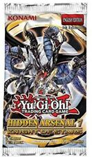 Yugioh TCG Hidden Arsenal 7 Knight of Stars Booster Pack 1st Edition English