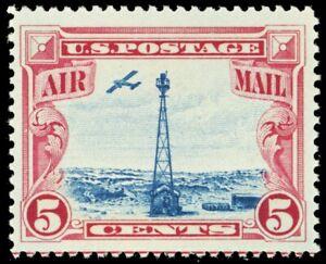 C11, Mint NH XF/Superb 5¢ With PSAG Graded 95J JUMBO Certificate - Stuart Katz