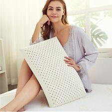 Natural Latex Pillow Nap Neck Vertebrae Health Cushion Meditation Orthopedic