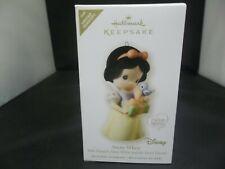 """New Listing2008 Hallmark Limited Quanity Precious Moments Disney'S """"Snow White"""" Nib.Nrfb"""