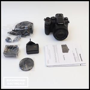 Panasonic Lumix FZ2000 4K Zoom Bridge Digital Camera - 24-480mm Leica Lens