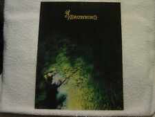 BROWNING Fishing Tackle c 1988 catalog reels rods