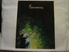 Browning Fishing Tackle c 1988 catalog reels rods