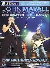John Mayall & the Bluesbreakers and Friends - 70th Birthday Concert (Collectors'
