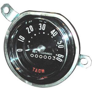 1955-1957 Corvette Tachometer - Generator Driven - New