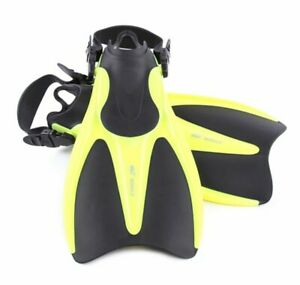 Swimming Fins Adult Size 8 to 13 Scuba Diving Snorkeling Flippers