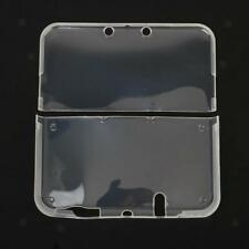 Clear White Soft TPU Skin Case Cover Protector for New Nintendo 3DS LL/XL