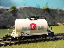 """Marklin Z - """"Magma"""" Co. Logo Tanker Car- Rare!"""
