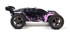 Custom Body Muddy Pink for Traxxas 1:16 E-Revo Truck Car Shell Cover 1/16 Mini