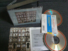 LED ZEPPELIN / physical graffiti / JAPAN LTD 2CD OBI