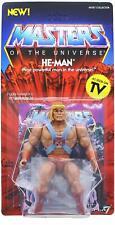 "Masters of the Universe - He-Man - Vintage 5.5"" Action Figure Super 7 MOTU"