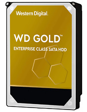 "2TB WD Gold 3.5"" Enterprise HDD, SATA III - 6Gb/s, 7200rpm, 128MB Cache, 512N"