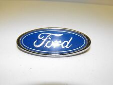 """94-04 Mustang Ford Blue Oval Badge Ornament W Pins E4ZB-6342550-AA 3 1/2"""" Tempo"""