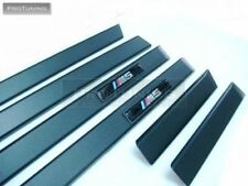 BMW 5 series E39 M5 Saloon Touring BLACK DOOR TRIM MOULDING TÜRLEISTENSATZ mPack