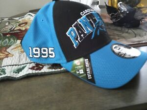 BRAND NEW NFL CAROLINA PATHERS 39THIRTY LARGE - X-LARGE  FITTED CAP