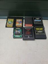 Video Game Lot Atari game gear coleco vision