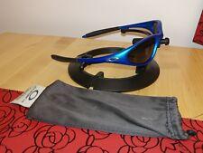 Raro Gafas de sol Oakley. rara Azul Eléctrico