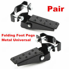 High Quality 25-28mm 2Pcs Motorcycle ATV Passenger Foot Peg Rear Pedal Footrest