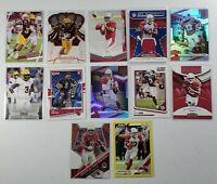 KYLER MURRAY, KIRK - CARDINALS 2020 Mosaic Prizm Playoff Rookie Card Lot