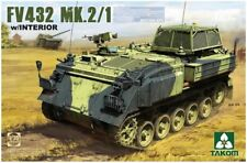 1/35 Takom British APC FV432 Mk. 2/1 with Interior #TAK2066